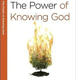 Arthur, Kay Power of Knowing God, The: A 6-Week, No-Homework Bible Study (40-Minute Bible Studies)