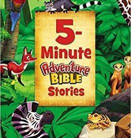 Zonderkidz 5-Minute Adventure Bible Stories 9706