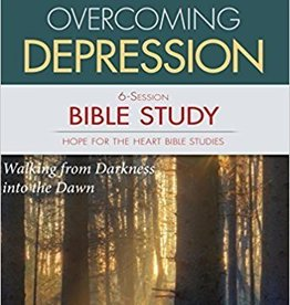 Hunt, June Overcoming Depression Bible Study  3901