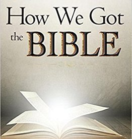 Jones, Timothy Paul How We Got the Bible 2164