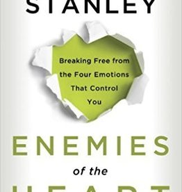 Stanley, Andy Enemies of the Heart: Breaking Free from the Four Emotions That Control You 1456