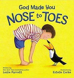 Parrott, Leslie God Made You Nose to Toes 7405