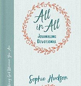 Hudson, Sophie All in All Journaling Devotional: Loving God Wherever You Are