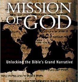 Raymond, Erik Mission of God 5714