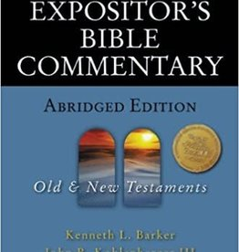 Zondervan Expositor's Bible Commentary, The - Abridged Edition: Two-Volume Set