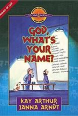 Arthur, Kay God, What's Your Name? 1610