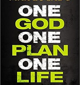 Lucado, Max One God, One Plan, One Life: A 365 Devotional
