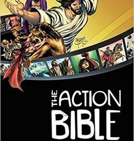 David C. Cook ESV, Action Bible Study  Bible 8717