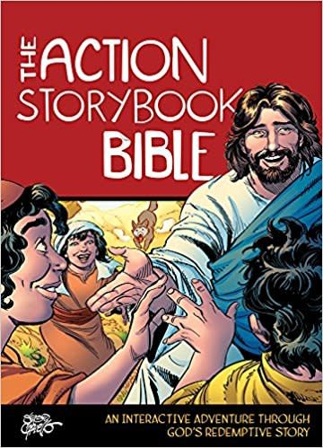 DeVries, Catherine Action Storybook Bible, The 4203