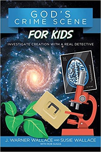 Wallace, J Warner God's Crime Scene for Kids 0321