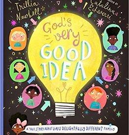 Trillia, Newbell God's Very Good Idea 2218