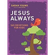 Young, Sarah Jesus Always for Kids 6885