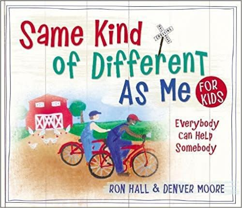 Hall, Ron Same Kind of Different As Me for Kids 1798