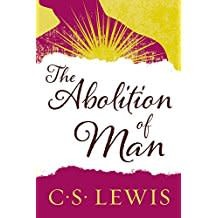 Lewis, C. S. Abolition of Man, The 2944