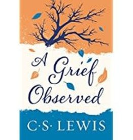Lewis, C.S. A Grief Observed 2388