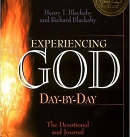 Blackaby, Henry Experiencing God Day-By-Day: A Devotional and Journal