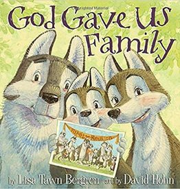Lisa Tawn Bergren God Gave Us Family 8769