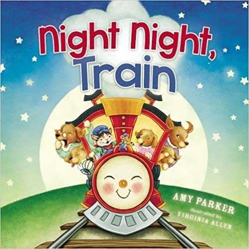 Parker, Amy Night, Night Train 9320
