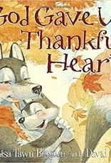 God Gave Us Thankful Hearts 8745