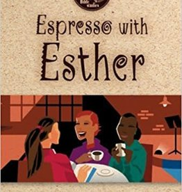 Gahn, Sandra Espresso with Esther (Coffee Cup Bible Studies) 2208