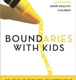 Cloud, Henry Boundaries with Kids Participant's Guide