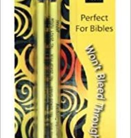 Bible Dry Highlighter Refill Yellow Bible Dry Highlighter Refills (2) - yellow 4650