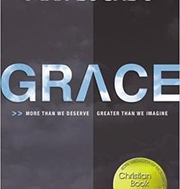Lucado, Max Grace: More Than We Deserve, Greater Than We Imagine 7694