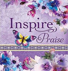 NLT Inspire Bible, Deluxe 9841
