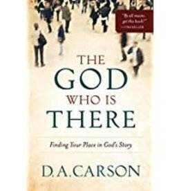 Carson, D A God Who is There, The 3720
