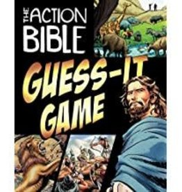 Cariello, Sergio Action Bible Guess-It Game 8342