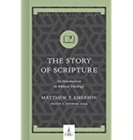 Matthew Emerson Story of Scripture, The 8753