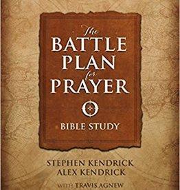 Battle Plan for Prayer, The 0453