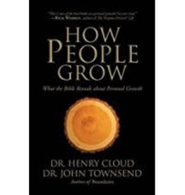 Cloud, Henry How People Grow 7370