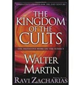 Walter, Martin Kingdom of Cults, The 8216