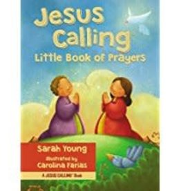 Jesus Calling:  Little Book of Prayers 7530