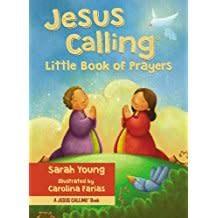 Jesus Calling:  Little Book of Prayers 7530