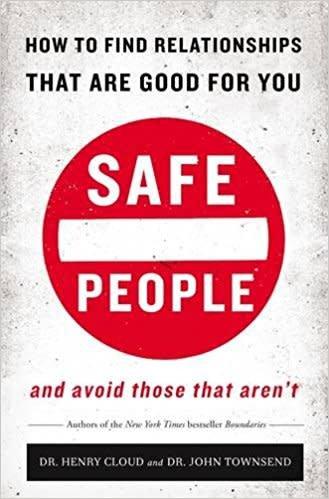 Cloud, Henry Safe People 5794