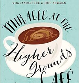 Lucado, Max Miracle at the Higher Grounds Cafe 9776