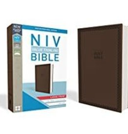 NIV Value Thinline Bible, Large Print 8532