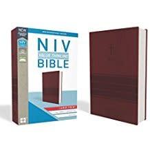 NIV Value Thinline Bible, Large Print 8525