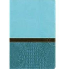 NIV Quest Study Bible, Turquoise, Indexed 6941