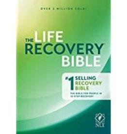 Arterburn, Stephen NLT Life Recovery  Bible Large Print 8563