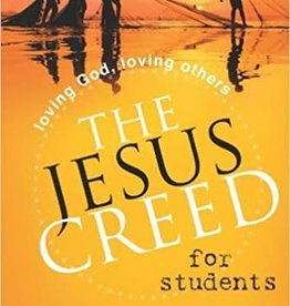 McKnight, Scot Jesus Creed for Students, The 8830