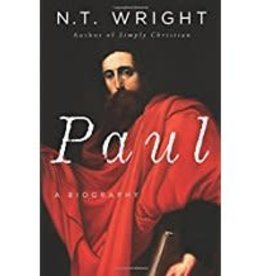Wright, N.T. Paul:  A Biography 0580