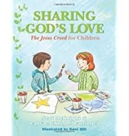 McKnight, Scot Sharing God's Love:  The Jesus Creed for Kids 5813