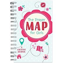 Barbour Staff Prayer Map for Girls 5591