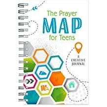 Barbour Staff Prayer Map for Teens  5560