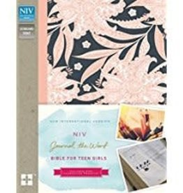 NIV Journal The Word Bible for Teens 7276