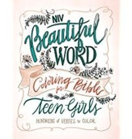 NIV Beautiful Word Bible for Teens 7221