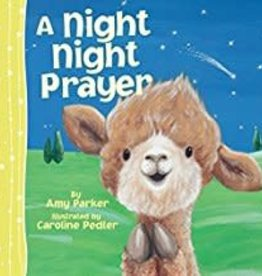 Parker, Amy A Night Night Prayer,4316